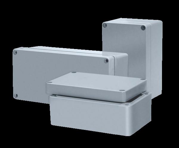 Artikelbild 1 des Artikels ETA 403111 RJ31 Aluminiumgehäuse (400x310x110)