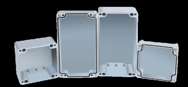 Artikelbild 1 des Artikels ETP 167575 Polyestergehäuse (160x75x75mm)