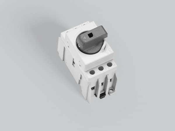 Artikelbild 1 des Artikels 33816 Lasttrennschalter 32A CAPUS 3-polig, gg